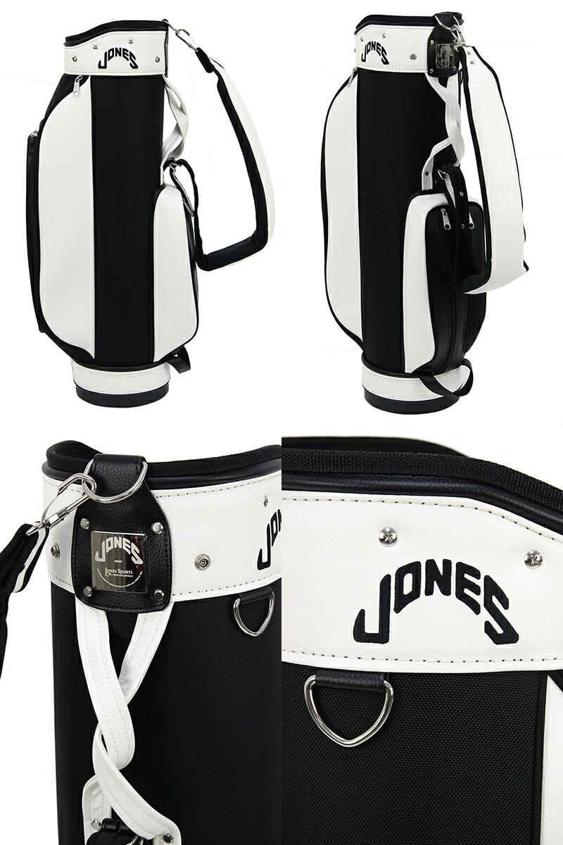 ジョーンズ日本正規品のキャディバッグ