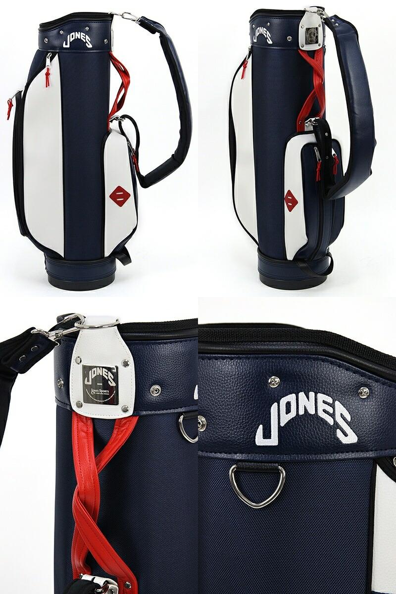 ジョーンズのキャディバッグ画像