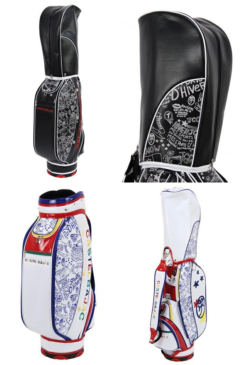 カステルバジャックスポーツの9型キャディバッグ画像