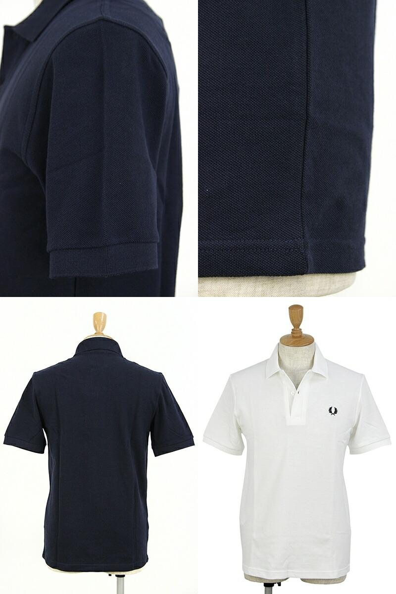 フレッドペリー日本正規品の半袖ポロシャツ
