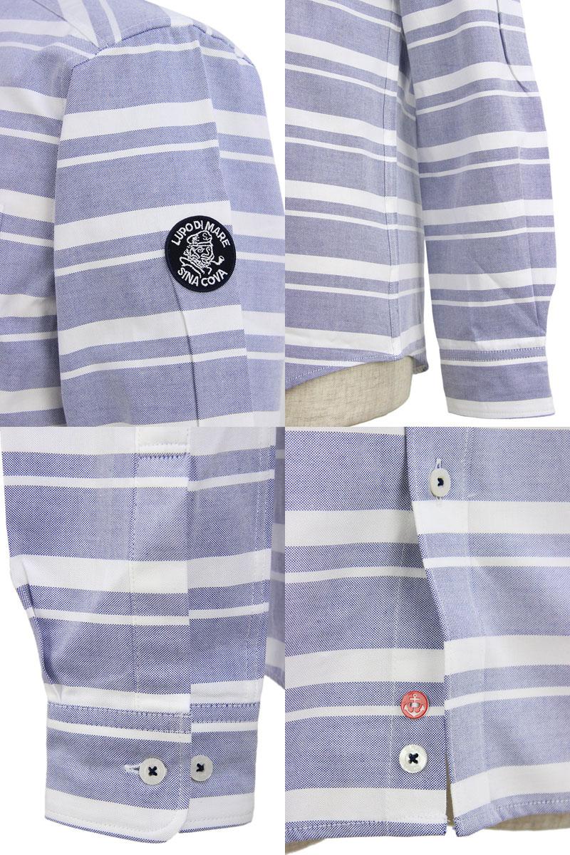 シナコバサルジニアのカジュアルシャツ画像