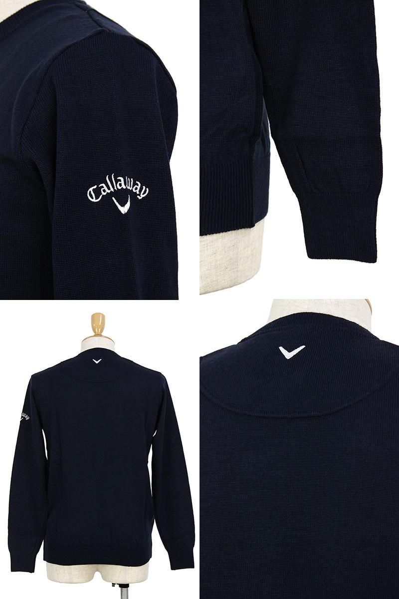キャロウェイアパレルのセーター画像