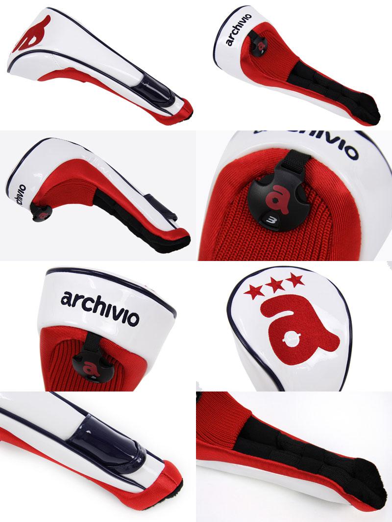 アルチビオのヘッドカバー画像