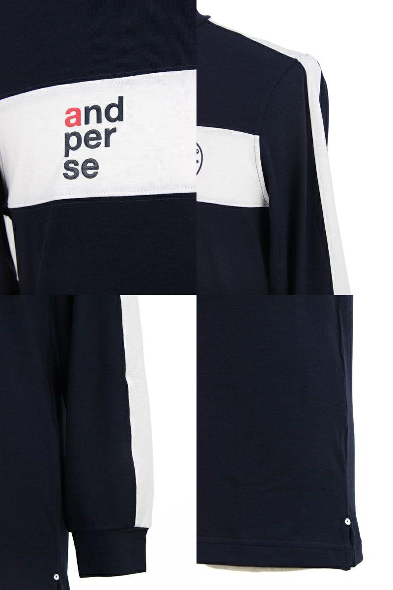 アンパスィのハイネックシャツ画像