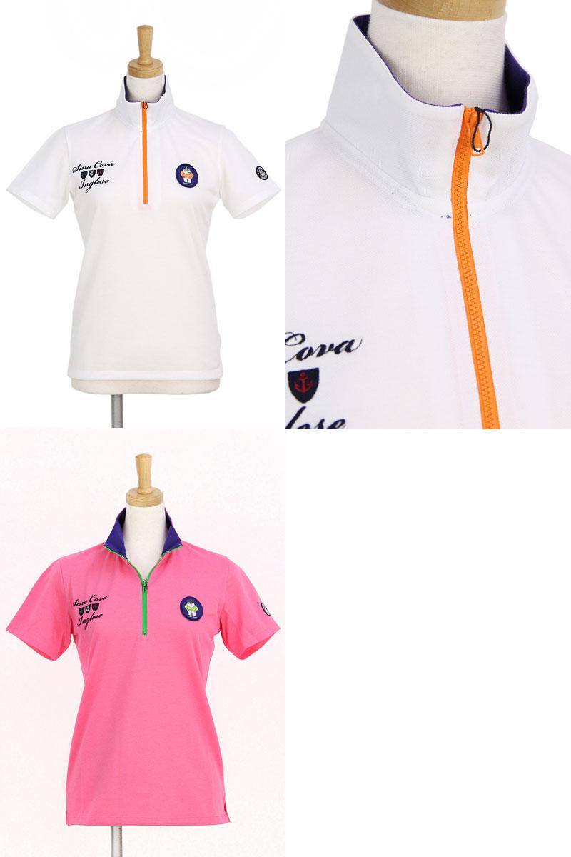 シナコバのポロシャツ画像