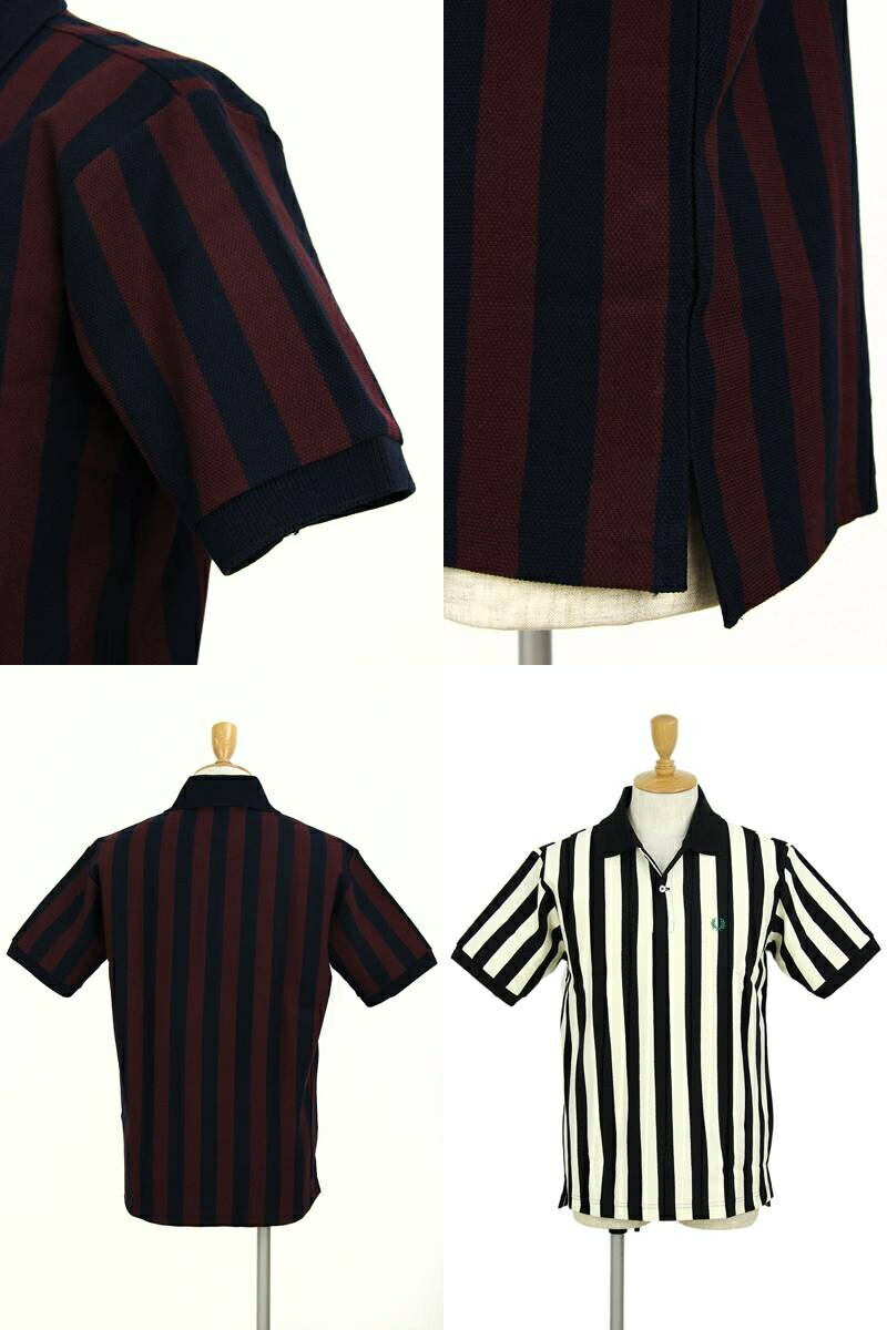 フレッドペリー日本正規品ポロシャツ