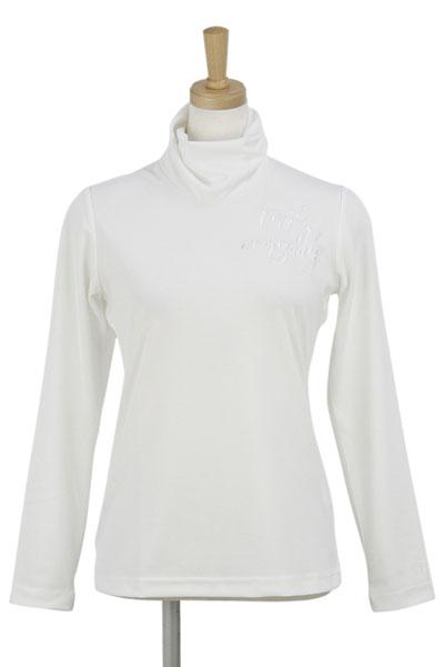 マンシングウェアのハイネックシャツ画像