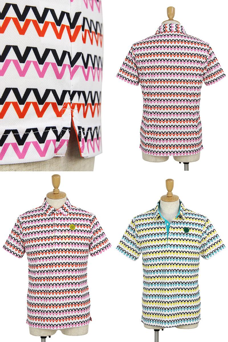 ビバハートのポロシャツ画像