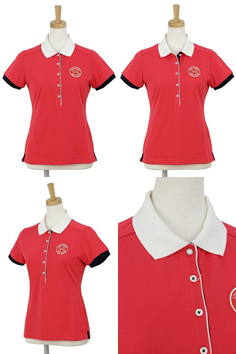ジュン&ロペのポロシャツ