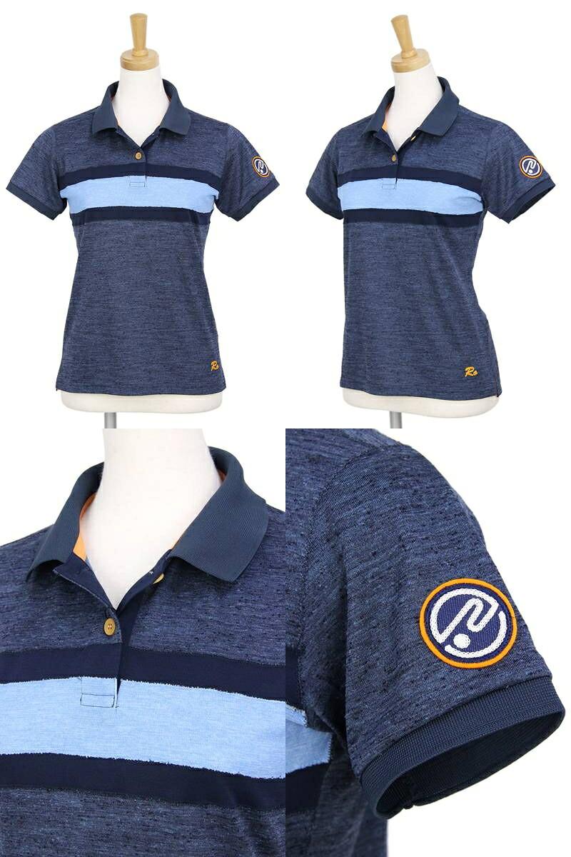 ロサーセンの半袖ポロシャツ