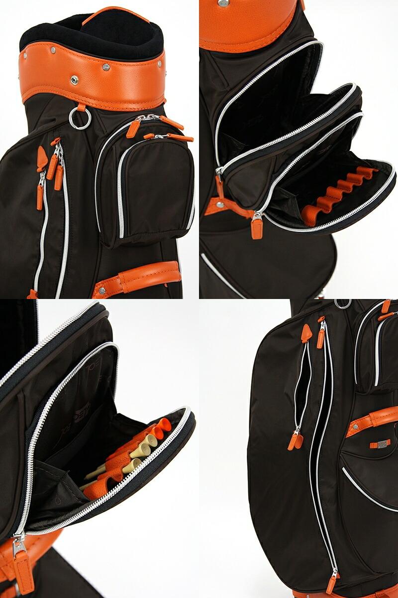 ジョジョゴルフ日本正規品のキャディバッグ