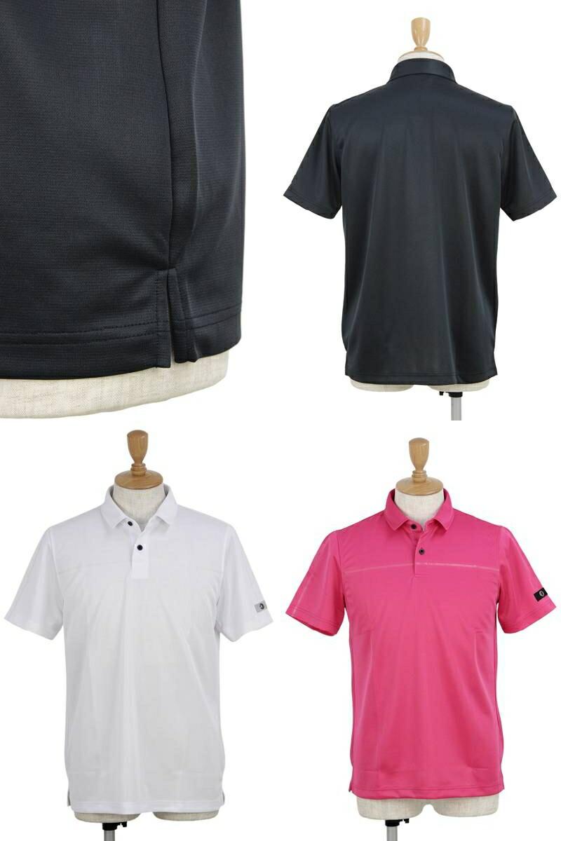 ランバンスポールの半袖ポロシャツ画像