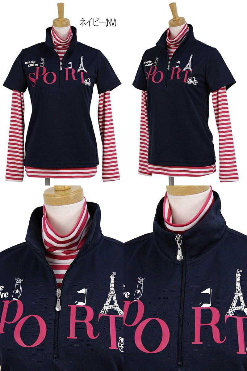 マリ・クレールスポールのポロシャツ&インナーシャツ画像