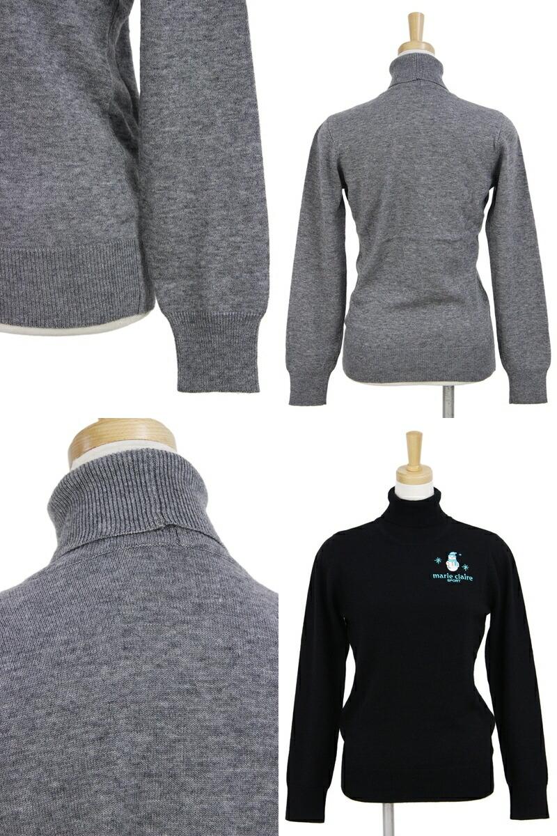 マリクレールのセーター画像
