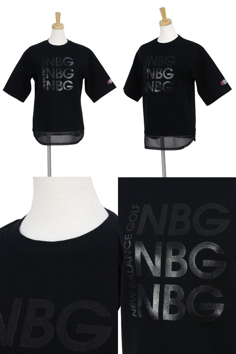 ニューバランスゴルフのシャツ画像