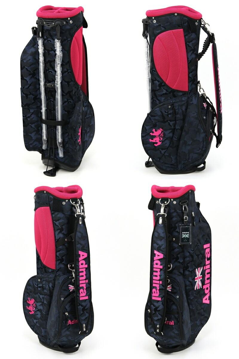 アドミラルゴルフ日本正規品のキャディバッグ画像