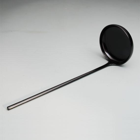 湯の子(樹脂製本漆塗)