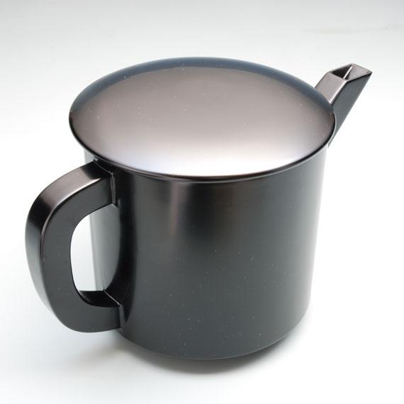 湯桶(樹脂製本漆塗)