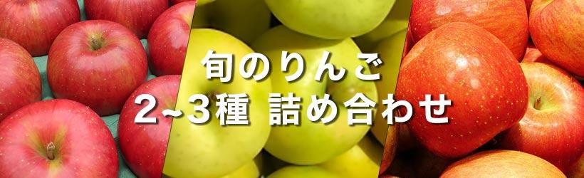 送料無料 詰め合わせ 減農薬りんご