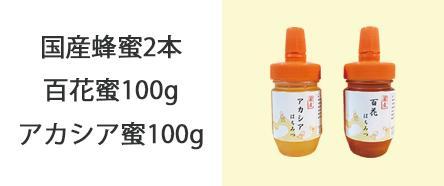国産蜂蜜セット2