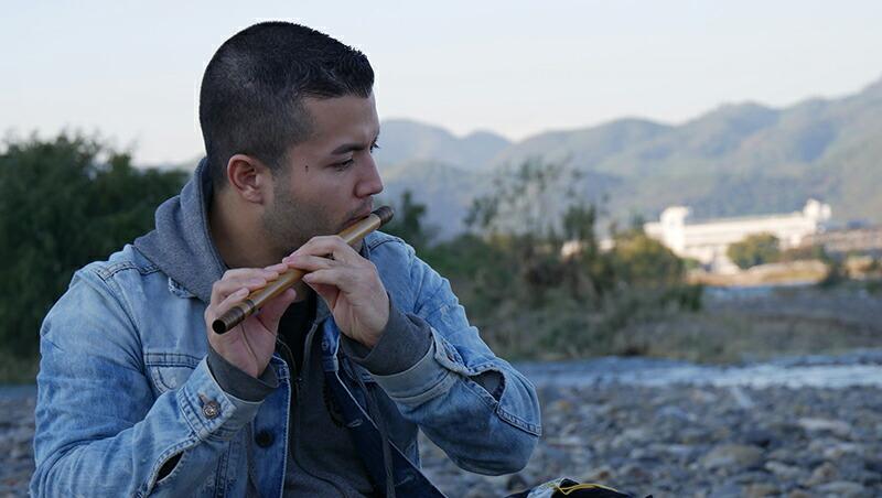 一人の時間を篠笛で楽しむ