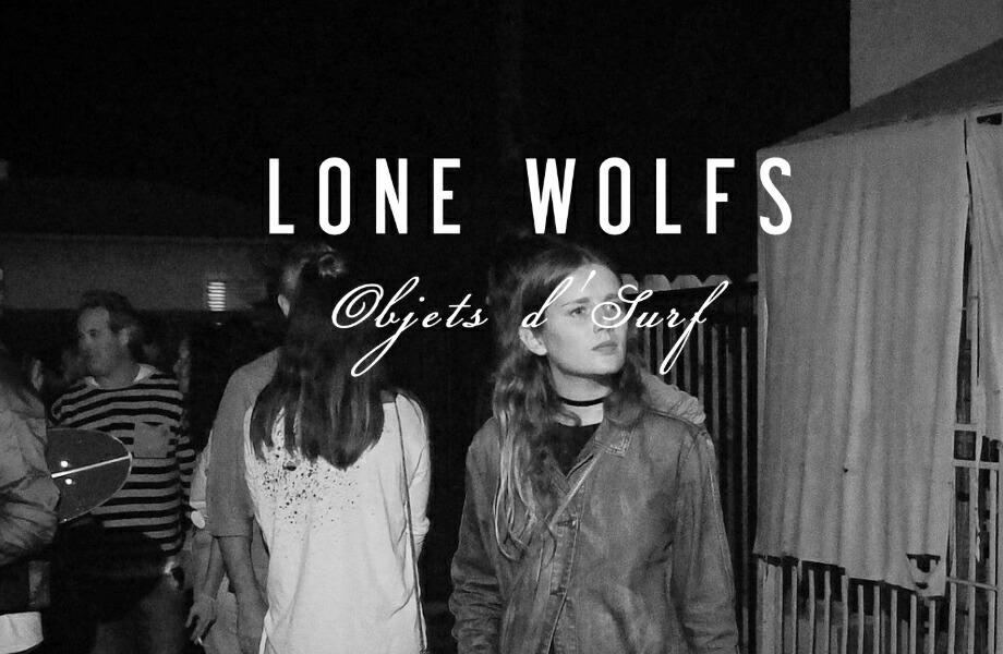 LONEWOLFS,ローンウルフズ