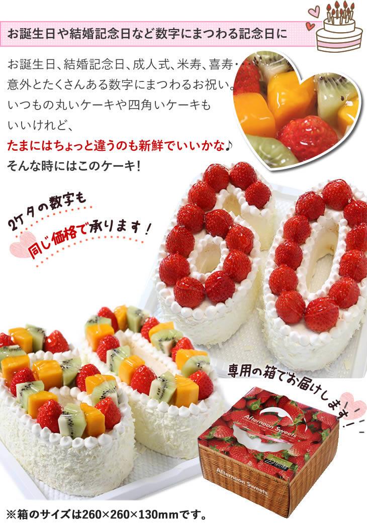 『ナンバーケーキ』7号