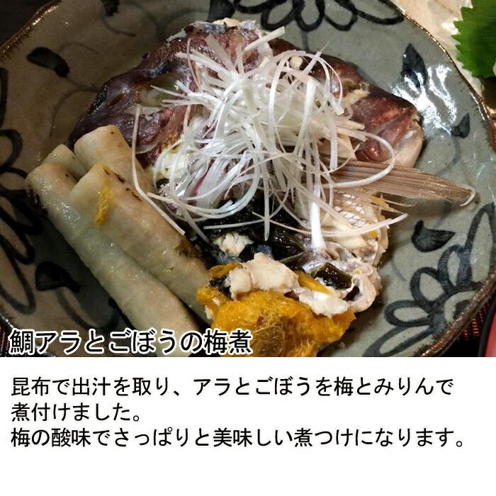 養殖 鯛 瀬戸内海 愛媛県 活き締め 煮付け