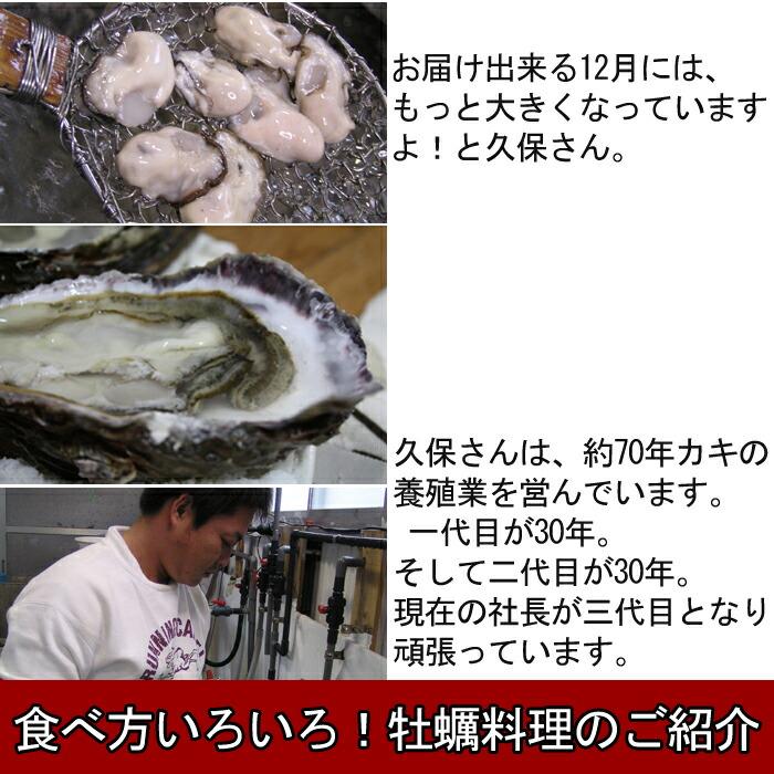 広島牡蠣 久保水産