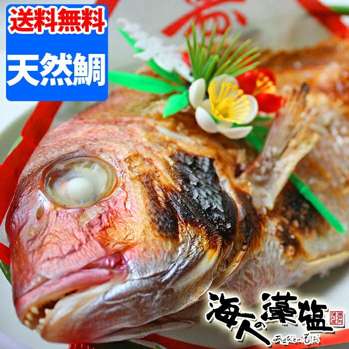 祝い鯛 焼き鯛