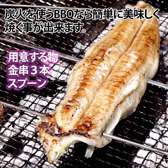 うなぎ ウナギ 鰻 愛知県三河産 バーベキュー BBQ 生 用意するもの