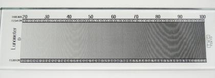 光学式織物密度測定器ルノメータータイプD