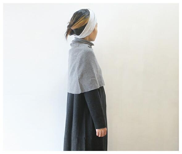 evam eva vie - cotton turban エヴァムエヴァヴィー コットンターバン