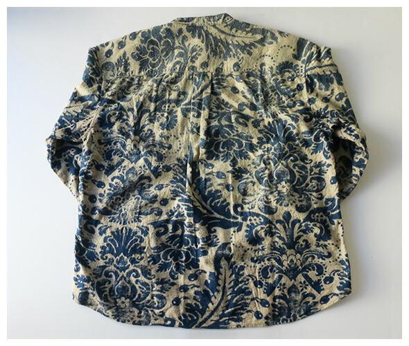 KAPITAL(キャピタル) バンドカラーシャツ k1910ls076の商品ページです。