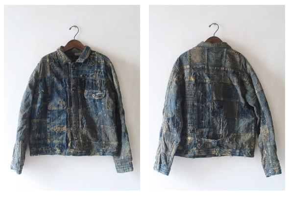 KAPITALのジャケットの詳細画像