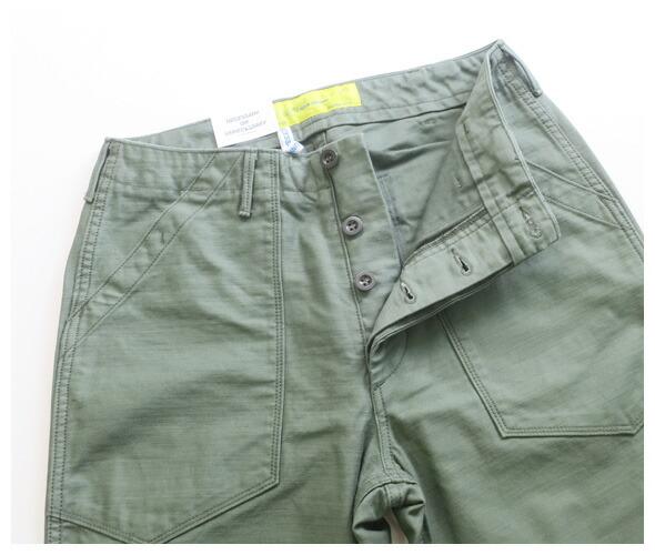 Necessary or Unnecessary(ネセサリーオアアンネセサリー) パンツ 90011598の商品ページです。
