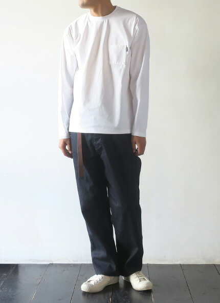 THE NORTH FACE - L/S AIRY RELAX TEE - MEN ノースフェイス ロングスリーブエアリーリラックスティー