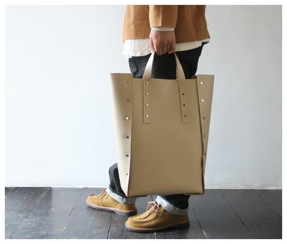 Hender Scheme エンダースキーマ assemble hand bag tall L アセムブル ハンドバッグL