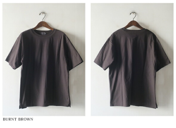 comm.arch. DOUBLE LAYERED S/S TEE コムアーチ 半袖Tシャツ