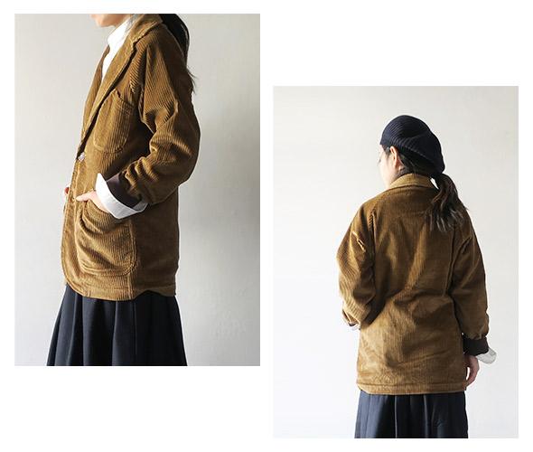HERVIER PRODUCTIONS S.A.のジャケットのモデル着用画像