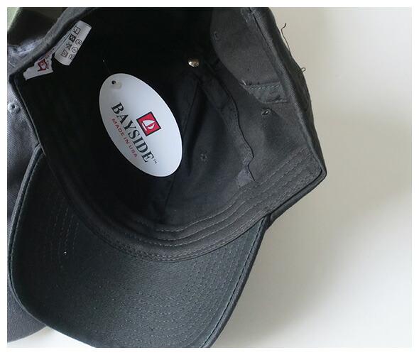 BAYSIDE(ベイサイド) CAP 20223630の商品ページです。
