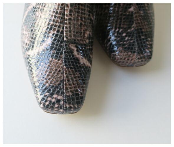 REMME (レメ) MAMBA WOVEN ショートブーツの商品ページです。