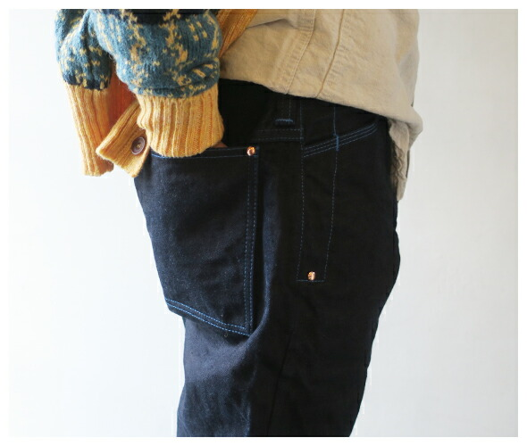 TENDER Co.(テンダー コー) TYPE 132 WIDE JEANS の商品ページです。