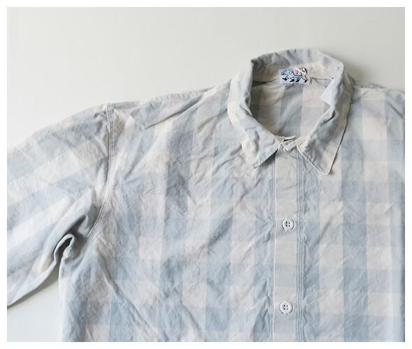 TENDER Co.(テンダー コー) シャツ 422の商品ページです。