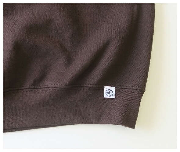 THE DAY ON THE BEACH ザデイオンザビーチ Crew Neck Sweat shirt Univ.Dropout Tシャツ