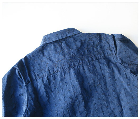 TIGRE BROCANTEのシャツの詳細画像