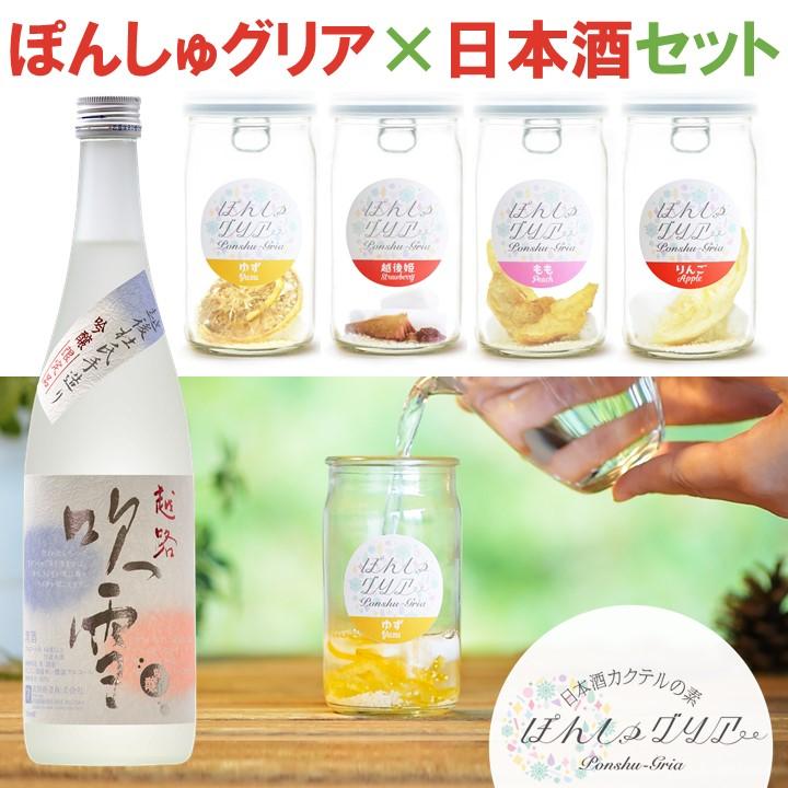 梅酒 日本酒 飲み比べセット