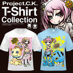 Project.C.K.Tシャツ