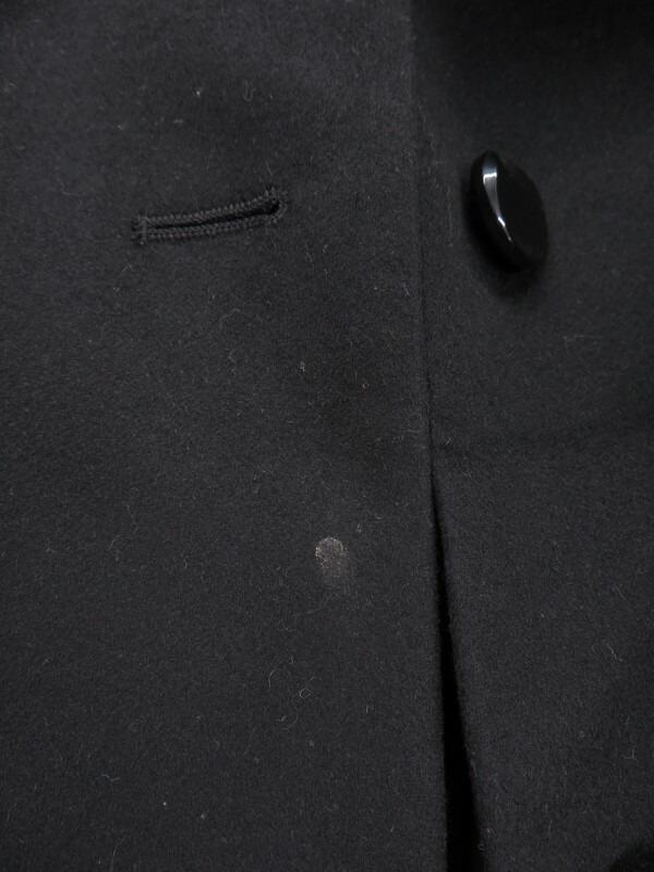 【アウター】ノーブランド『ファー付きカシミアコート size11』レディース 1週間保証【中古】