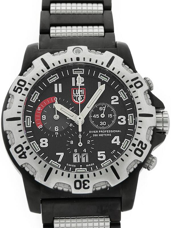 new product b3e03 79bba ルミノックス クォーツ アルティメイト シリーズ8150 腕時計 ...